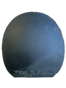 Butterfly tenergy 05 black, Thickness 1.9