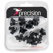 Precision Training Football Rugby Boot Screw in Super Pro Alloy Tipped Studs x12