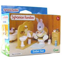 Sylvanian Families Toilet Set Doll House Miniatures NEW