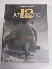 Atlantic 12 Schuiten Schreiber + Leser Hardcover LA