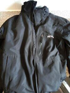 Nevica ski/outdoor jacket medium, padded jacket waterproof and breathable