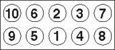 GOETZE Zylinderkopfschraubensatz für Zylinderkopf 22-26021B