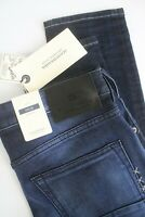 UVP 129 Scotch & Soda Skim Herren W30/L32 Skinny Fit Neu Effekt Jeans 12580 MM