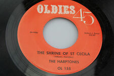 Harptones / Dells: Shrine of St. Cecila / I Wanna Go Home  [Unplayed Copy]