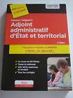 CONCOURS 2016 / 2017 , ADJOINT ADMINISTRATIF D ' ETAT ET TERRITORIAL .