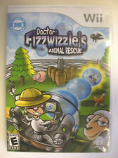 Doctor Fizzwizzle's Animal Rescue - Nintendo Wii Game - Complete & Tested