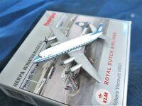 herpa KLM Royal Dutch Airlines V803 100 1:500 nr 510646 in ovp sammlg selten!