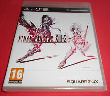 Playstation 3 Final Fantasy FF XIII-2 [NEUF sous  Blister, FR] PS3 NEW *JRF