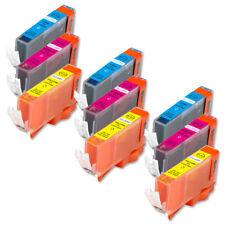 Color Printer Ink Tanks for use with PGI-220 CLI-221 MP640 MX860 MX870 iP3600