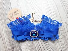 DOG CAT PET NECKLACE CHIHUAHUA LUXURY NECKLACE  YORKIE NECKLACE