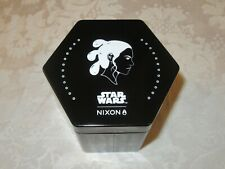 Nixon Ladies Watch Star Wars Kensington Leather Rey Rose Gold Brown A108SW 2791