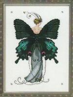 MD Mirabilia NC Miss Black Swallowtail crossstitch pattern NC243 Pub May 2018