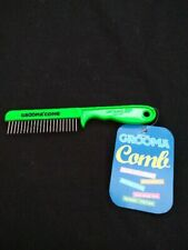 Grooma Comb for Horses & Pets General Purpose  Brand NEW
