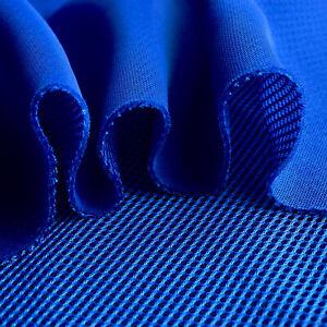 3D Spacer mesh fabric-3mm thick-Maroon,royal blue,black,dusty pink & khaki green