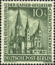 Berlin (West) 107 postfrisch 1953 Gedächtniskirche