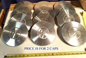(2) MERCURY SABLE 90'S 00'S HUB CAPS F6DC-1A096-EA {LHC40}