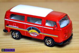 Matchbox VW T2 Bus Kombi [Set Exclusive/Red] - New/Loose/XHTF [E-808]