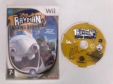 Rayman Raving Rabbids 2 (7+) (Nintendo Wii) Ubisoft 2007