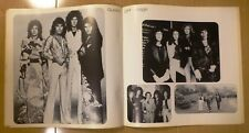 Queen JAPAN CONCERT TOUR 1976 PROGRAM BOOK Freddie Mercury Brian May Roger Taylo