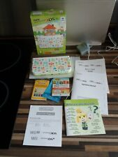 NINTENDO 3DS XL CONSOLE Animal crossing happy home designer Boxed UK PAL BOXED