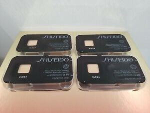 Shiseido Sheer Matifying Compact Foundation O40 SAMPLE 0.5g x 4 packs