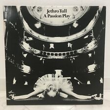 JETHRO TULL / A PASSION PLAY JAPAN ISSUE LP W/POSTER, INSERT, BOOKLET