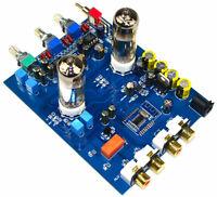 Assembled HIFI 6J5 tube preamp board Bluetooth 4.2 preamplifier tone board