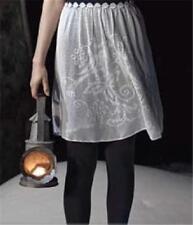 Anthropologie Lanterns Glow Sweater Skirt Moth M Crochet Birds