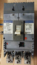 GE Spectra Series Breaker SGDA32AT0400 3 pole with No Trip