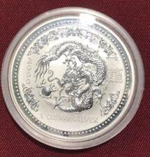 Australian Lunar Silver Bullion Coins & Rounds