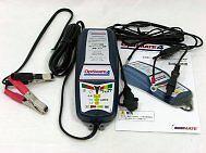 Cargador-mantenedor de baterias OPTIMATE 4 dual program automatico
