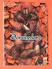 DOROHEDORO N° 6 CACCIA ALLO STREGONE -1° EDIZIONE PLANET MANGA+DISPONIBILI 1/16