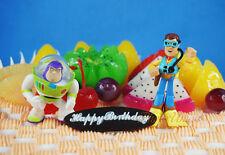 Disney Toy Story Woody Buzz Lightyear Figure Cake Topper Decoration K1085_B_C