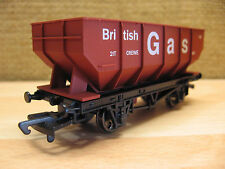 Dapol B579 21 Ton Hopper British Gas N0.142  00 Gauge New Boxed- Tracked 48 Post