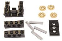 LEGO Technik 94925 NEUWARE 10 x Zahnrad mit 16 Zähnen hellgrau e1