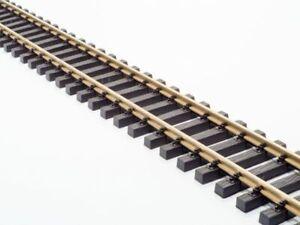Train Line 10x150cm Flex Gleis (Messing) passend zur LGB  (mit Schraubverbinder)