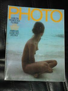 Magazine   PHOTO   N°161   Février 1981  David hamilton  Polaroïd excellent etat