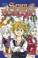 Seven Deadly Sins 11 - Deutsch - Carlsen Manga - NEUWARE