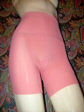 Vtg Maidenform Smooth High Waist Long Leg Panty Panties Girdle Slimmer S