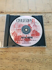 Civilization II, Microprose, PC CD-ROM