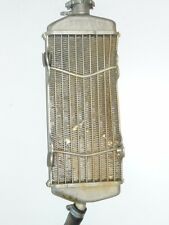 05 450EXC ICT KTM Left Radiator and Hose LH Non-fill 400 450 520 525 EXC MXC SX