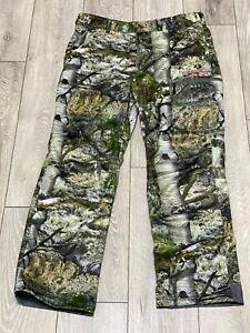 Soundproof Snow MossyOak Camouflage Trouser. Fishing,Hunting,Shooting Waterproof