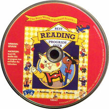 Busy world of Richard Scary: Best Reading Program Ever (CD, 2001 Windows/Mac PC)