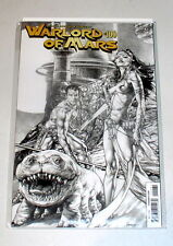 WARLORD OF MARS #100 Black and White Sketch Variant - LOW PRINT - HIGH GRADE rb