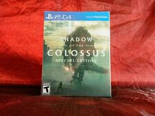 ❗ nuevo ❗ Shadow of the Colossus Special Steelbook Edition-ps4/PlayStation 4
