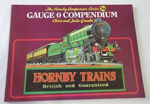 The Hornby Companion Series 5a: Gauge O Compendium - Chris & Julie Graebe