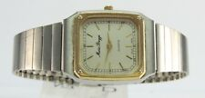 Mario Broggi  Herren Armbanduhr Quartz vergoldet Swiss made