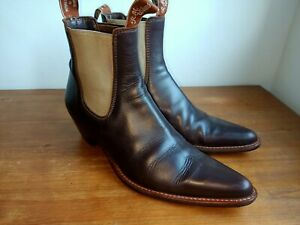 RM Williams Millicent Chestnut boots 8.5