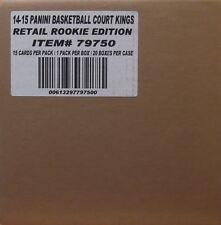 2014-15 Panini Court Kings Basketball Rookie Edition 20-Box Case