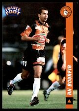 DS France Foot 1998/99 Ali Bourfia Lorient No. 88